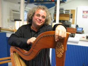Andreas Vollenweider at Echoes