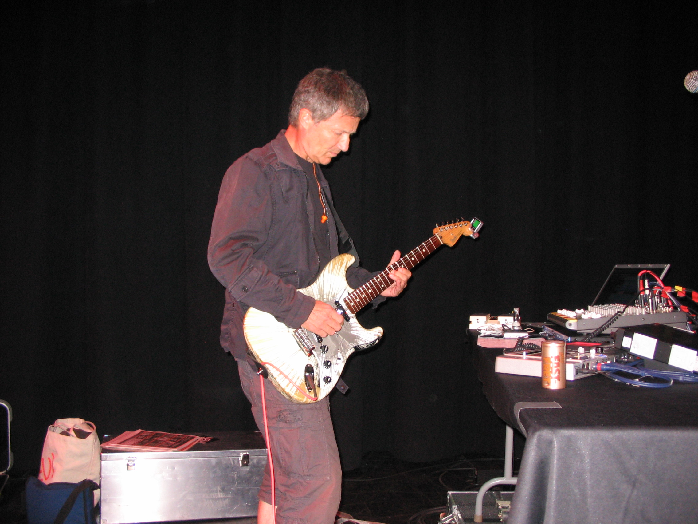 Michael Rother all is neu again michael rother hallogallo live the echoes