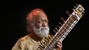 Ravi Shankar Towards the End