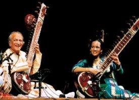 Ravi & Anoushka Shankar