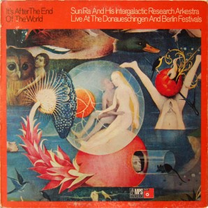 SunRa-After th End of the World CVR