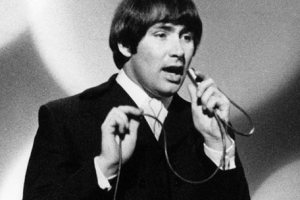 Reg Presley of The Troggs