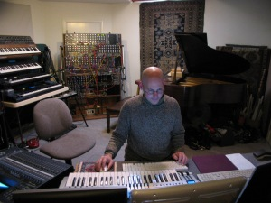 Robert Rich Live on Echoes
