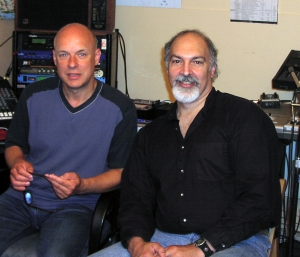 Brian Eno & John Diliberto from Echoes