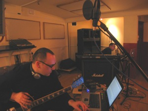 Jamie Crossley & Richard Talbot of Marconi Union Live on Echoes 2006