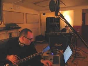 Jamie Crossley & Richard Talbot of Marconi Union Live on Echoes 2006