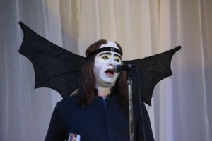 Denis Gagné as Peter Gabriel in The Musical Box at Yestival