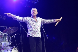 Carl Palmer at Yestival - Welcome to the Show