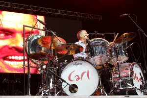 The Barbarian at Work - Carl Palmer at Yestival