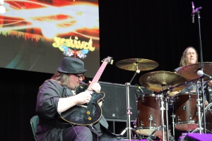 Volta!'s John Ziegler and Danny Carey Shredding
