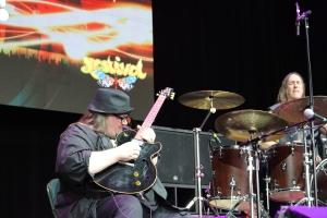 Volta!'s John Ziegler and Danny Carey Shredding