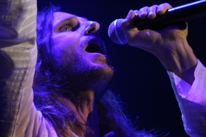 Jon Davison of Yes Calling to the Heavens