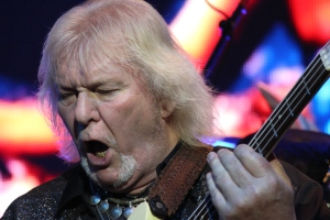 Yes bassist Chris Squire Audition for Game of Thrones.