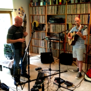 Tom Griesgraber & Bert Lams on Echoes