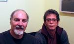 Echoes' John Diliberto & Lou Reed