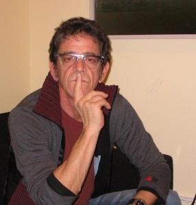 Lou Reed at Echoes interview 2007