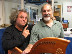 Andreas Vollenweider & John Diliberto on Echoes