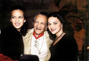 Anoushka Shankar, Ravi Shankar, Norah Jones