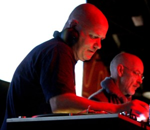 Alex Patterson & Thomas  Fehlman of The Orb @ MOEMS Photo: Diliberto