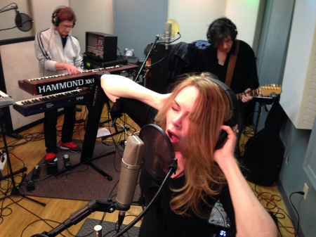 Mary Fahl Live on Echoes