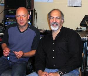 Briano Eno & Echoes John Diliberto