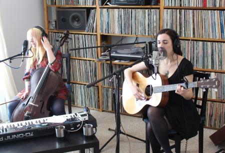 Janel Lepin & Marissa Nadler on Echoes