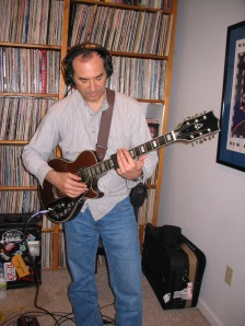 Carl Weingarten Live in Echoes Living Room
